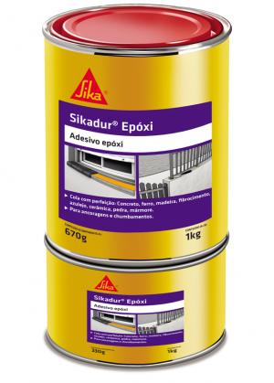 SIKADUR EPOXI - CONJUNTO 1 KG