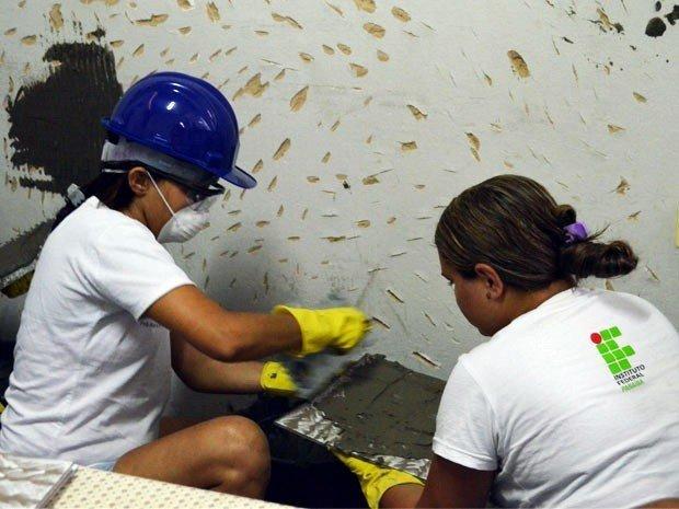 Projeto é realizado pelo IFPB e as aulas acontecem nas cidades de João Pessoa, Cabedelo, Monteiro e Cajazeiras.